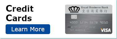 Personal Credit Card - Learn More